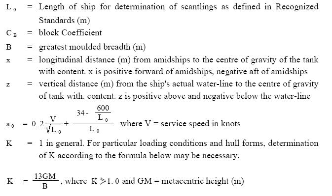 Gc Code Code For The Construction And Equipment Of Ships Carrying